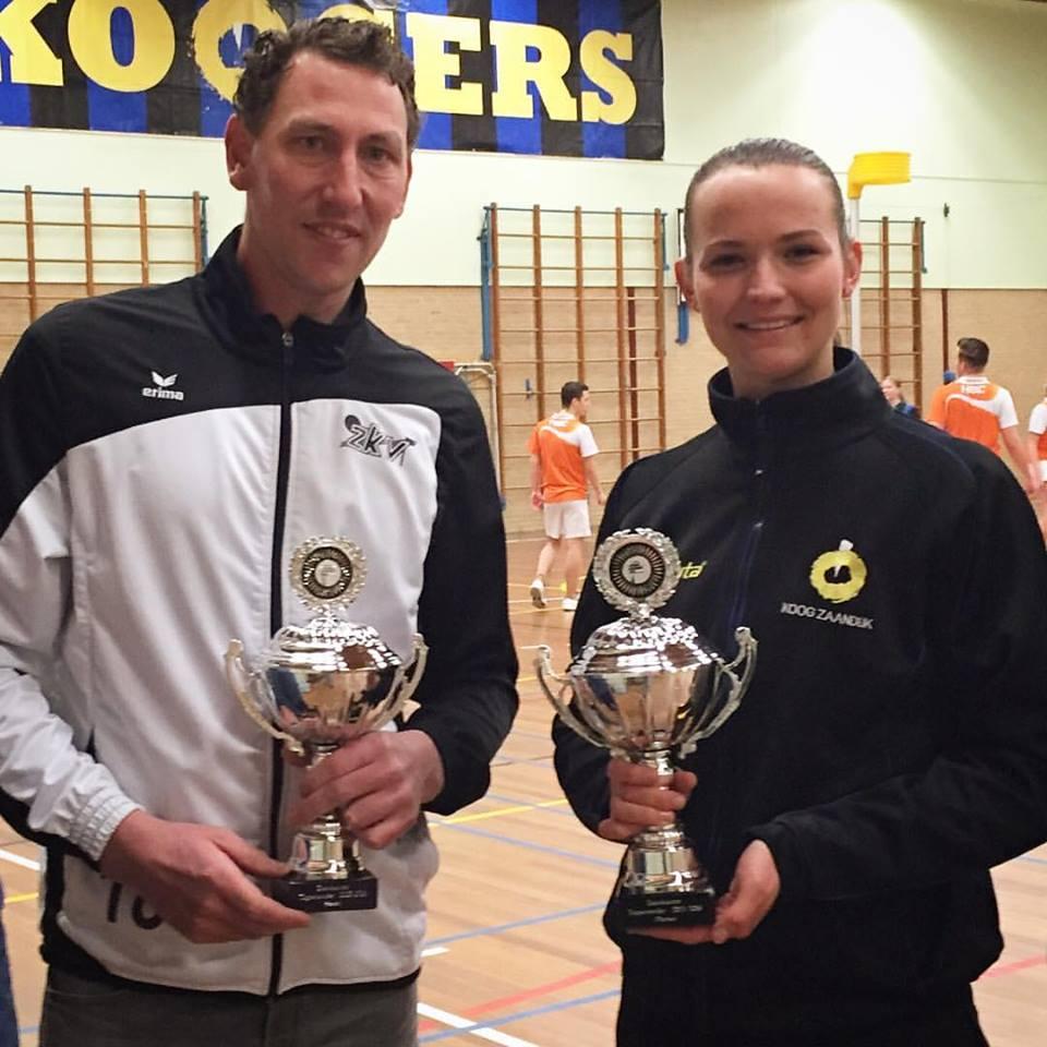 Niels en Marjolein